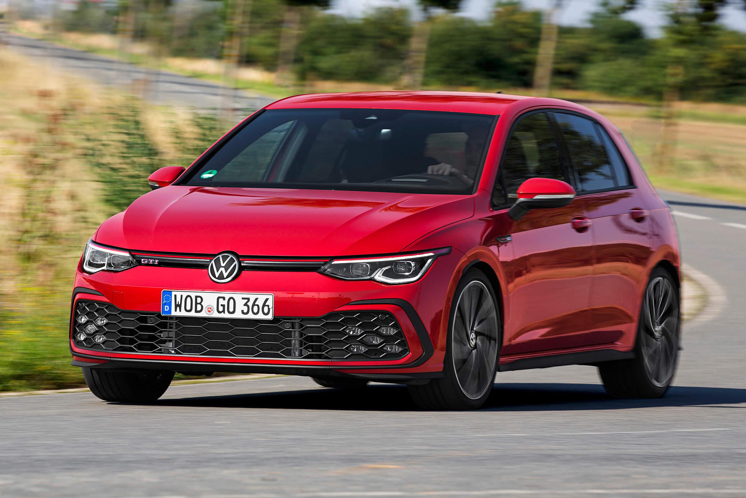 Νέο Volkswagen Golf GTI - Σχεδιασμός