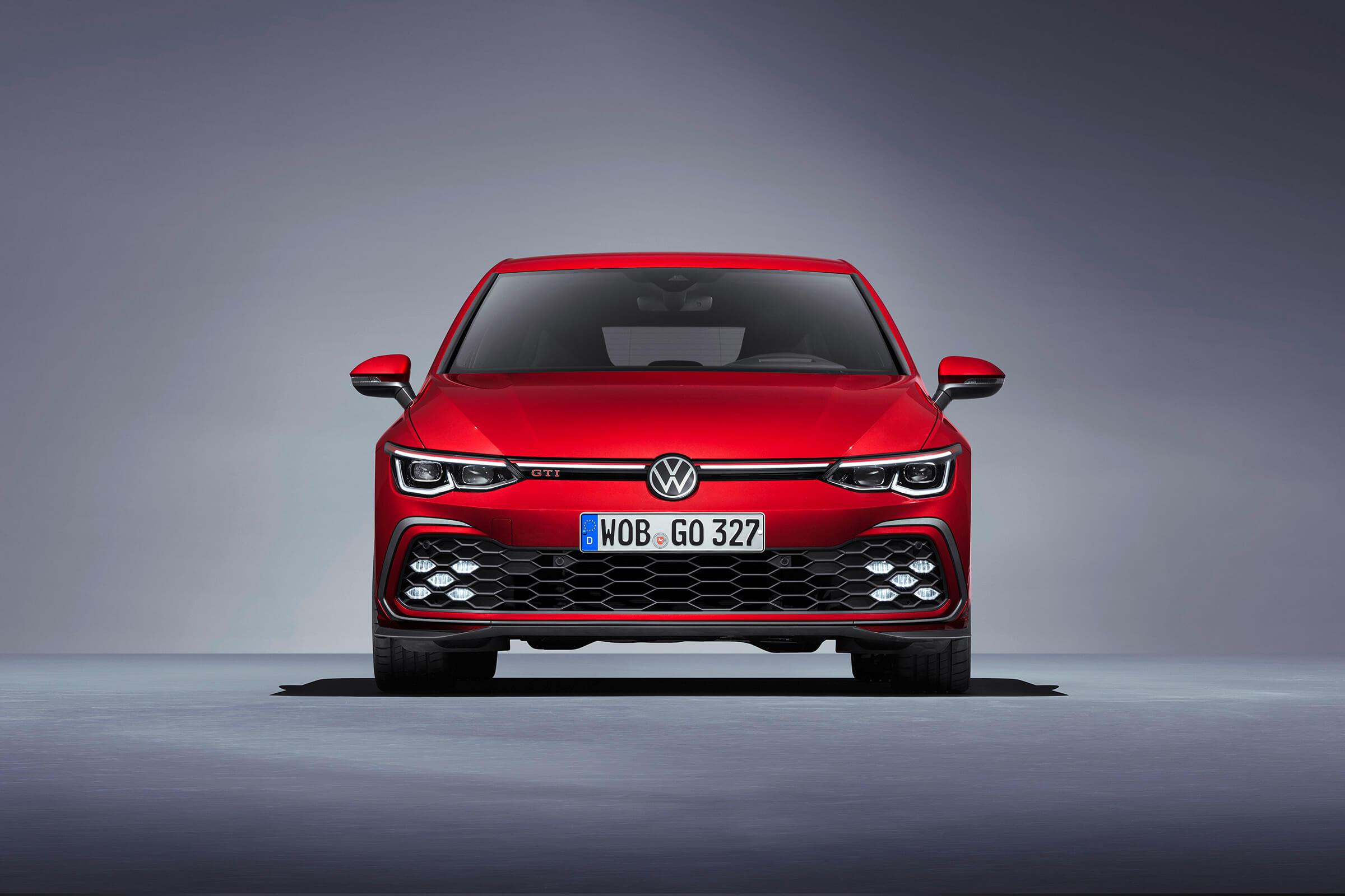 Νέο Volkswagen Golf GTI