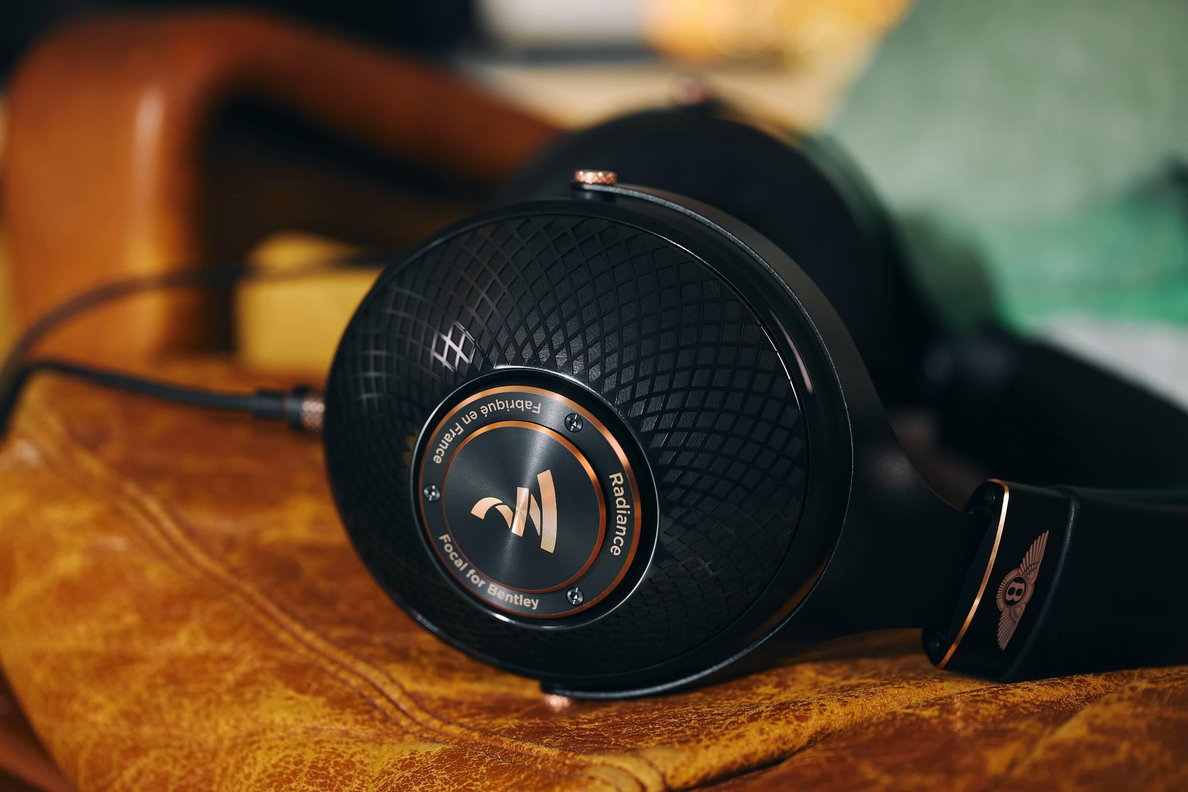 """Ακουστικά """"Focal for Bentley Radiance"""""""