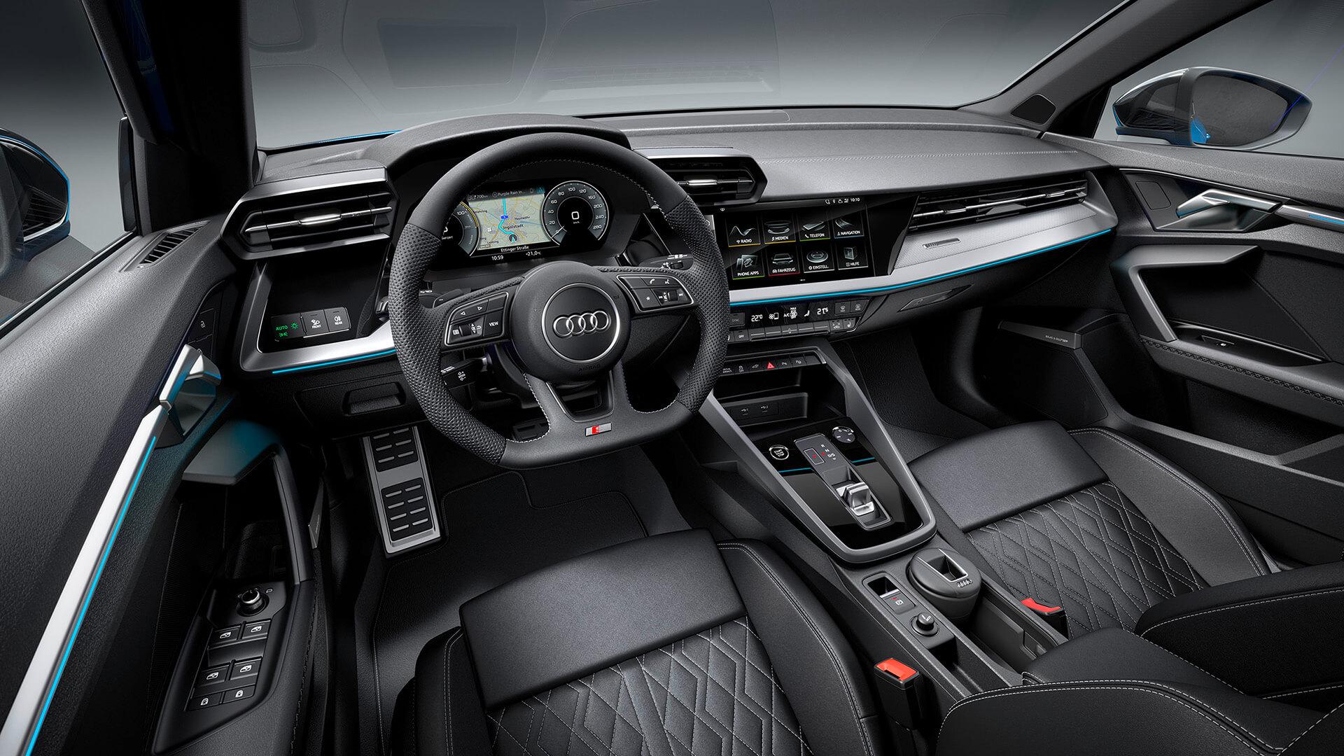 Audi A3 Sportback 40 TFSI e - Εσωτερικό