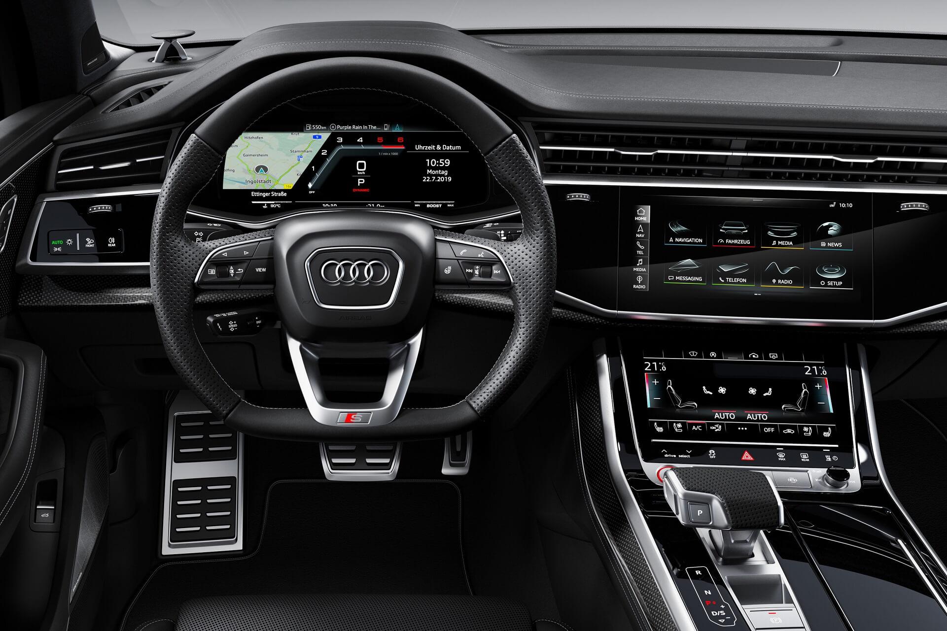 Audi Functions on Demand - Λειτουργίες κατά Παραγγελία μετά την αγορά του αυτοκινήτου