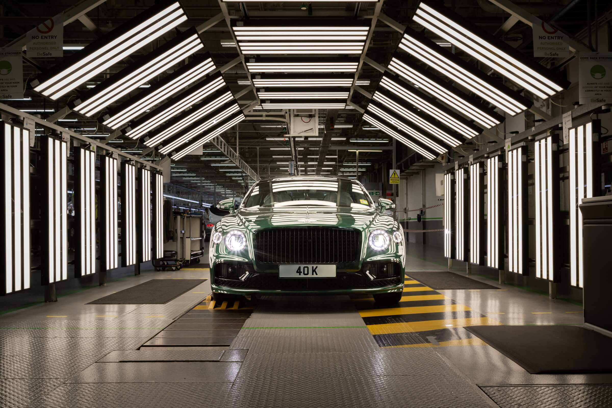 Bentley Flying Spur - Έσπασε το φράγμα των 40.000 αυτοκινήτων